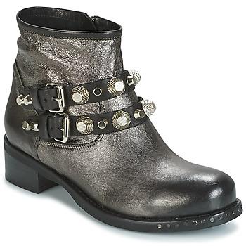 Chaussures Femme Boots Mimmu BERLO Argent