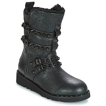 Chaussures Femme Bottes de neige Mimmu BELLA Noir