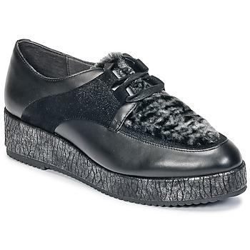 Schuhe Damen Derby-Schuhe Mam'Zelle ROSITA Grau