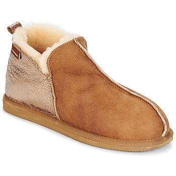 Chaussures Femme Chaussons Shepherd ANNIE Marron