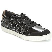 Chaussures Femme Bottines Ash MAJESTIC BIS Black / Silver