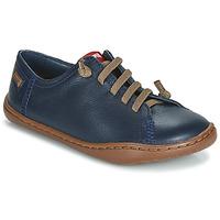 Chaussures Garçon Derbies Camper PEU CAMI Bleu