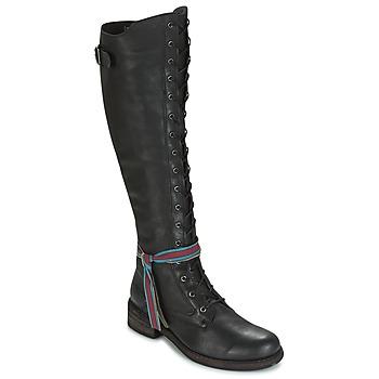 Chaussures Femme Cuissardes Felmini HARDY Noir
