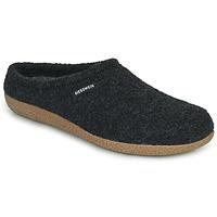 Chaussures Chaussons Giesswein VEITSCH Anthracite