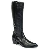 Chaussures Femme Bottes ville Betty London HERINE Noir