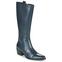 Chaussures Femme Bottes ville Betty London HERINE Bleu