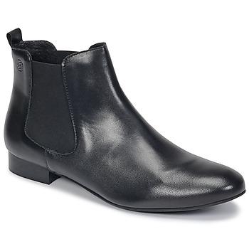 Chaussures Femme Boots Betty London HYBA Noir