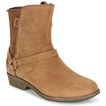 Chaussures Femme Boots Teva DE LA VINA DOS Marron