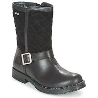 Schuhe Mädchen Klassische Stiefel Start Rite AQUA JESSIE Schwarz