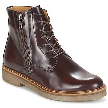 Chaussures Femme Boots Kickers OXFOTO Bordeaux