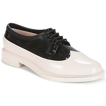 Chaussures Femme Derbies Melissa CLASSIC BROGUE AD. Rose / Noir