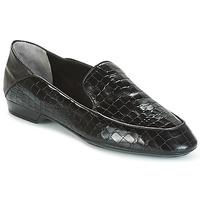 Schuhe Damen Slipper Robert Clergerie FANIN-COCCO-AGNEAU-NOIR Schwarz