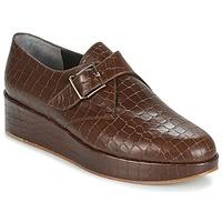 Schuhe Damen Derby-Schuhe Robert Clergerie NONKA-V.COCCO-CHOCOLAT Braun,
