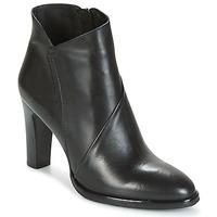 Schuhe Damen Low Boots Myma POIR Schwarz