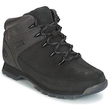 Chaussures Homme Boots Timberland EURO SPRINT HIKER Noir / Gris