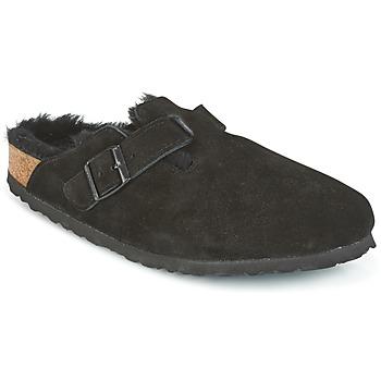 Chaussures Femme Sabots Birkenstock BOSTON Noir