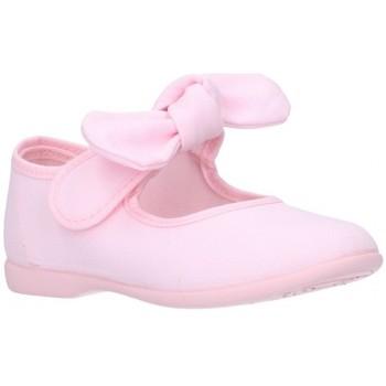 Chaussures Fille Ballerines / babies Batilas 10601 Niña Rosa rose