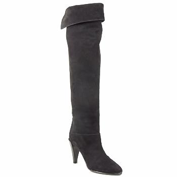 Chaussures Femme Cuissardes Veronique Branquinho LIBERIUS Noir