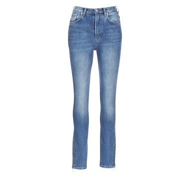 Kleidung Damen Slim Fit Jeans Pepe jeans GLADIS Blau / Hell