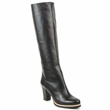 Chaussures Femme Bottes ville Jil Sander NATURE Noir