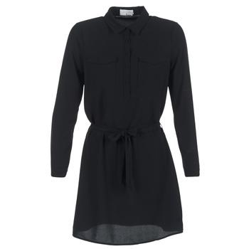 Vêtements Femme Robes courtes Casual Attitude HONIRE Noir