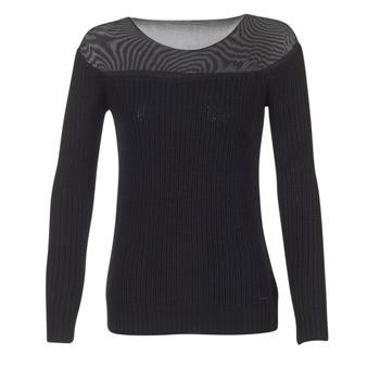 Vêtements Femme Pulls Armani jeans LAMOC Noir