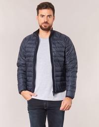 Abbigliamento Uomo Piumini Armani jeans JILLU Nero