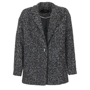 Abbigliamento Donna Cappotti Vero Moda SALT Nero