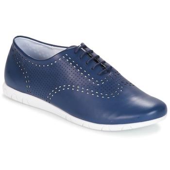 Schuhe Damen Richelieu Kickers BECKI Marine