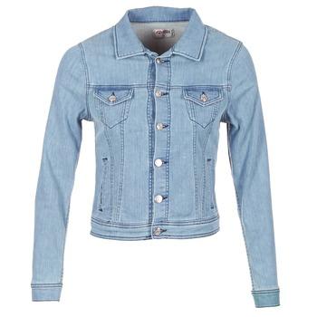 Abbigliamento Donna Giacche in jeans Yurban IHELEFI Blu / Clair