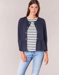 Kleidung Damen Jacken / Blazers Betty London INNATA Marineblau