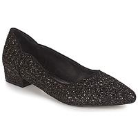 Chaussures Femme Ballerines / babies Ravel RAVELI Black-glitter