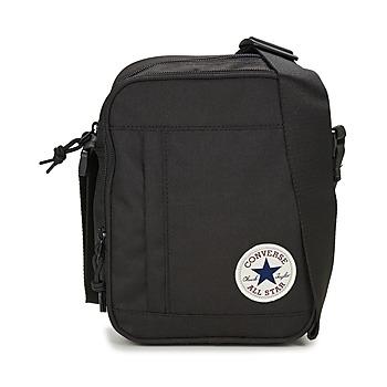 Taschen Geldtasche / Handtasche Converse CORE POLY CROSS BODY Schwarz