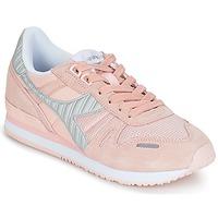 Schuhe Damen Sneaker Low Diadora TITAN II W Rose