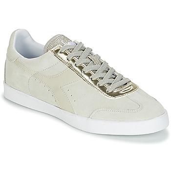 Schuhe Damen Sneaker Low Diadora B ORIGINAL VLZ Beige