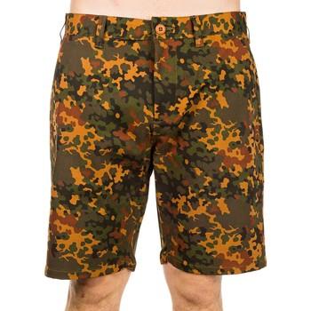Vêtements Homme Shorts / Bermudas Obey BERMUDAS BLOTCH CAMO Camouflage