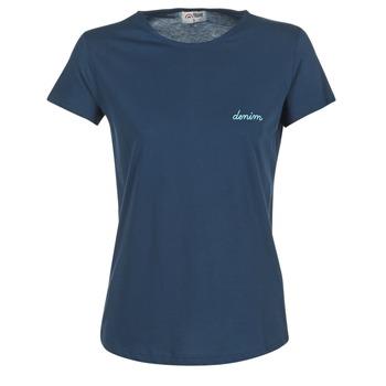 Abbigliamento Donna T-shirt maniche corte Yurban IHOULOU Marine