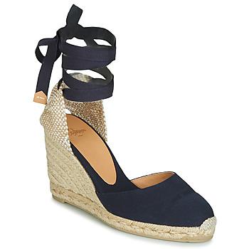 Schuhe Damen Sandalen / Sandaletten Castaner CARINA Marineblau