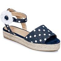 Schuhe Damen Sandalen / Sandaletten Castaner WOXOC Marineblau