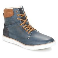 Chaussures Garçon Baskets montantes Bullboxer KIDO Bleu / Camel