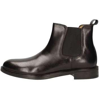 Chaussures Homme Bottes ville Hudson 740 NOIR