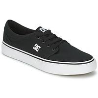 Schuhe Herren Sneaker Low DC Shoes TRASE TX MEN Schwarz / Weiss