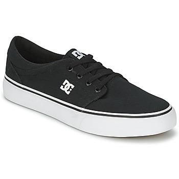 Scarpe Uomo Sneakers basse DC Shoes TRASE TX MEN Nero / Bianco