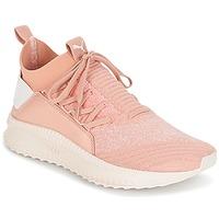 Schuhe Laufschuhe Puma TSUGI SHINSEI UT Rose / Weiss