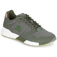 Schuhe Damen Sneaker Low Le Coq Sportif OMEGA X W METALLIC Khaki