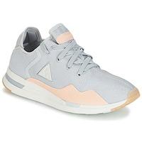Schuhe Damen Sneaker Low Le Coq Sportif SOLAS W SUMMER FLAVOR Grau / Beige