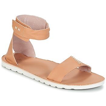Schuhe Damen Sandalen / Sandaletten Reef REEF VOYAGE HI Beige
