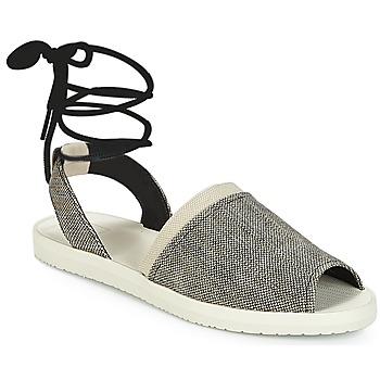 Schuhe Damen Sandalen / Sandaletten Reef REEF DAISY Schwarz