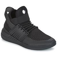 Schuhe Sneaker High Supra SKYTOP V Schwarz