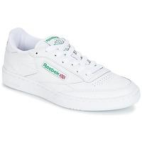 Schuhe Sneaker Low Reebok Classic CLUB C 85 Weiß